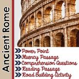 Ancient Civilizations- Rome- Presentation, Close Reading,