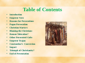 Ancient Civilizations - Rome & the Rise of Christianity
