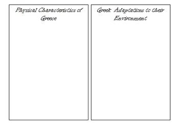 Ancient Civilizations Scrapbook