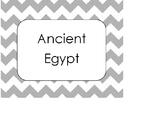 Ancient Civilizations Sort