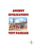 Ancient Civilizations Test Package