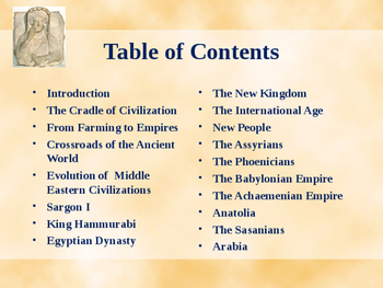 Ancient Civilizations - The Ancient Middle East