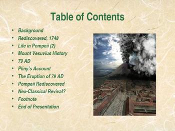 Ancient Civilizations - The Destruction of Pompeii