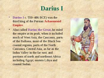 Ancient Civilizations - The Greco-Persian Wars - Battle of Marathon