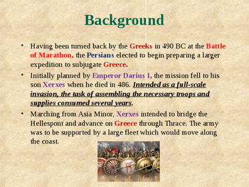 Ancient Civilizations - The Greco-Persian Wars - Battle of Thermopylae