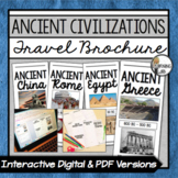 Ancient Civilizations - Travel Brochure Project
