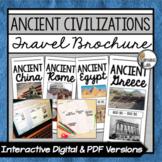 Ancient Civilizations - Travel Brochure Project