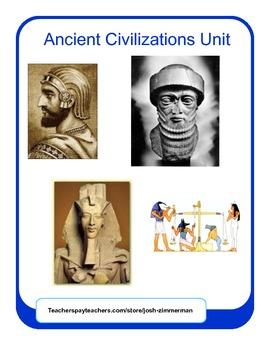 Ancient Civilizations Unit