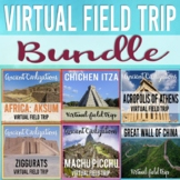 Ancient Civilizations: Virtual Field Trip BUNDLE (Google E