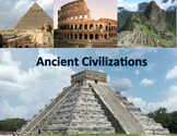 Ancient Civilizations, collaborative research project unit