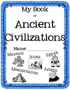 Ancient Civilizations for Kids {Mesopotamia, Egypt, Mayans ...
