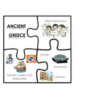 Ancient Civilzations Puzzles