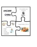 Ancient Civilzations Puzzles