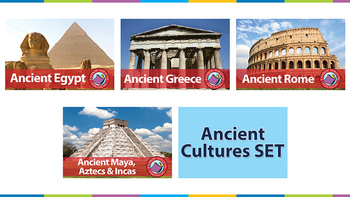 Ancient Cultures SET Gr. 4-6