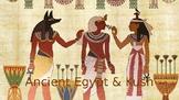 Ancient Egpyt & Kush Digital Notebook