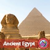 Ancient Egypt Gr. 4-6
