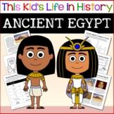 Ancient Egypt Civilization Study