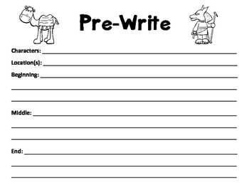 Ancient Egypt Writing - Create Your Own Egyptian Legend - Ancient Egypt Activity