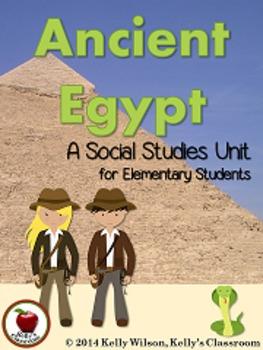 Ancient Egypt Unit (NOT Bundle)