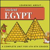 Ancient Egypt (A Unit Study)