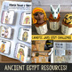 Ancient Egypt Activities Resource Bundle