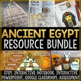 Ancient Egypt Activities Resource Bundle | Distance Learning