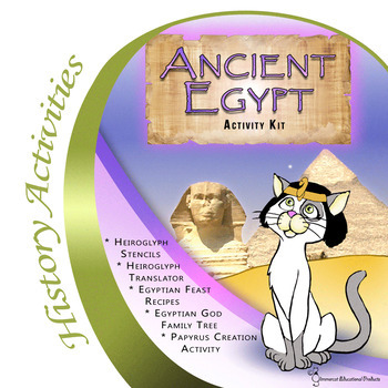 Ancient Egypt Activity Kit
