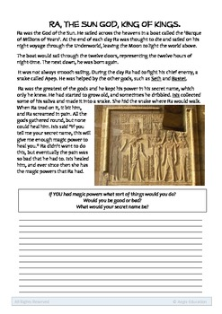 Ancient Egypt Activity Pack