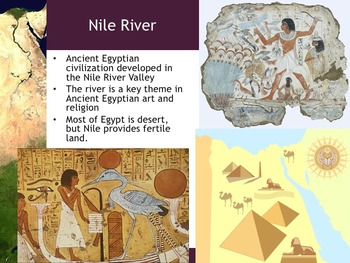 Ancient Egypt Art History Lesson