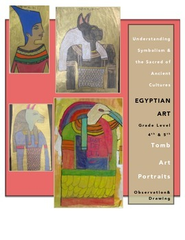Art Lesson: Ancient Egypt Art Unit