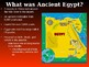 Ancient Egypt Arts Powerpoint