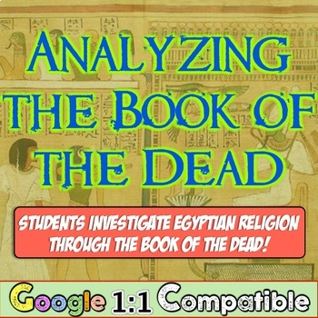 Ancient Egypt & Book of the Dead! Analyzing the afterlife