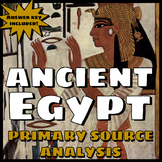 Ancient Egypt Book of the Dead Primary Source Analysis