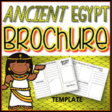Ancient Egypt Brochure