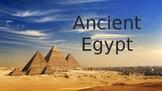 Ancient Egypt Build a Pyramid