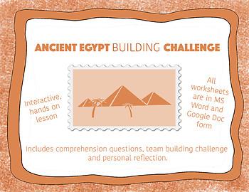 Ancient Egypt Building Challenge