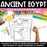 Ancient Egypt Unit Activities
