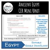 Ancient Egypt CER Mini Unit