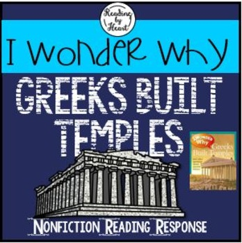ANCIENT GREECE Citing Evidence I WONDER WHY GREEKS BUILT TEMPLES