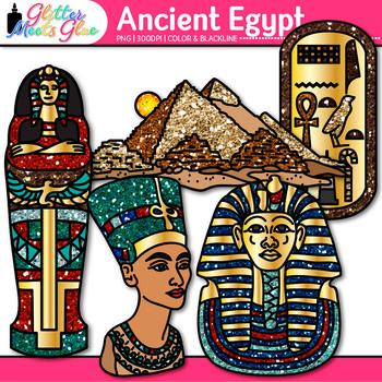 Ancient Egypt Clip Art | Civilization and Culture Along the Nile River