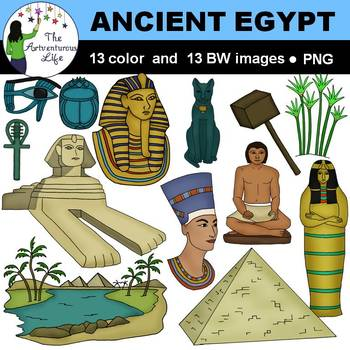 Ancient Egypt Clip Art