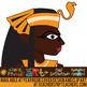 Ancient Egypt Clip Art 46 pieces/high res/.png format