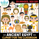 Ancient Egypt Clipart (Lime and Kiwi Designs)