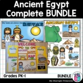 Ancient Egypt Complete Study for Early Readers - Ancient Egypt Bundle