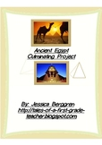 Ancient Egypt Culminating Project
