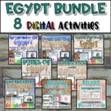Ancient Egypt DIGITAL Interactive Notebook {Google Drive}