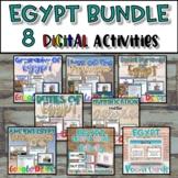 Ancient Egypt DIGITAL Interactive Notebook {Google Drive}