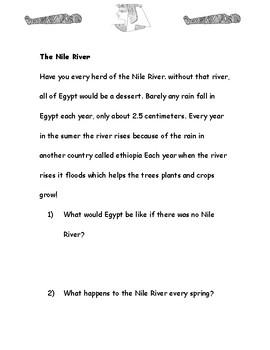 Ancient Egypt Daily Edits