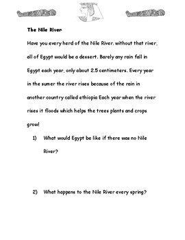 Ancient Egypt Daily Edits Mini Pack