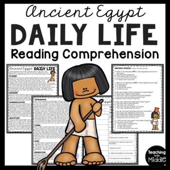 Ancient Egypt Daily Life, Ancient Civilizations, Egyptians